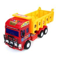 儿童玩具惯性工程车超大号翻斗车卡车渣土车沙滩玩具车男孩礼物