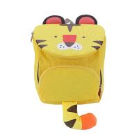 韩版新款防走失背包可爱动物小书包1-3岁小宝宝超轻透气幼儿包包