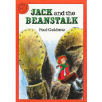 Jack and the Beanstalk 杰克和豆茎 9780899190853