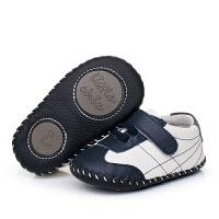 婴儿鞋婴幼儿学步鞋女 男宝宝春秋季小皮鞋