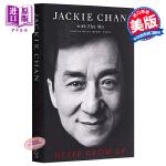 【中商原版】成龙:还没长大就老了 英文原版 Never Grow Up 演员传记 Jackie Chan 精装