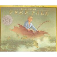 Free Fall [Paperback]梦幻大飞行(1989年凯迪克银奖,平装) ISBN9780688109905