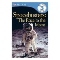 【预订】Spacebusters: The Race to the Moon: The Race to the