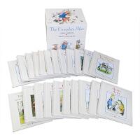 【全店300减100】英文原版 The Complete Alice Collection 儿童童话故事书 22册礼品装