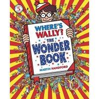 【现货】英文原版儿童书Where's Wally? The Wonder Book寻找威利:神奇的书