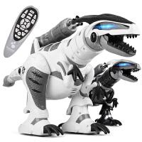 儿童男孩遥控恐龙玩具机器人充电动霸王龙战龙仿真动物
