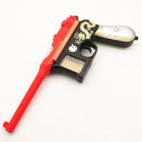 儿童电动玩具枪道具枪冲锋枪宝宝音乐枪小孩3岁声光玩具男孩 毛瑟枪(1把枪) 送电池 标配