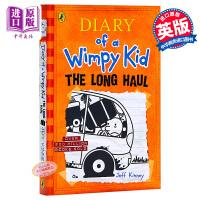 【中商原版】小屁孩日记9(英国版,平装)Diary of a Wimpy Kid#9 小屁孩日记 桥梁章节书 儿童文学