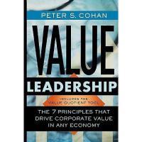 【预订】Value Leadership: The 7 Principles That Drive