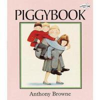 【现货】英文原版 Piggybook 安东尼布朗绘本 平装版