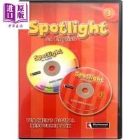【中商原版】SPOTLIGHT 3 TEACHERS DIGITAL RESOURCES 英文原版 美国小学英语三年级教
