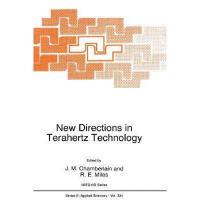 【预订】New Directions in Terahertz Technology