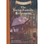 Classic Starts Audio: The Swiss Family Robinson 《海角乐园》(含CD) ISBN9781402773570