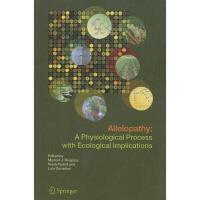 【预订】Allelopathy: A Physiological Process with Ecological Y9