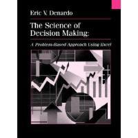 【预订】The Science Of Decision Making: A Problem-Based