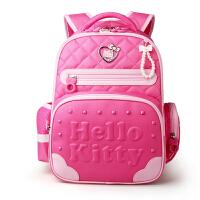 Hello Kitty凯蒂猫 女小学生书包1-6年级儿童双肩书包 KT1041