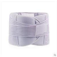 护腰 保暖护腰带钢板透气腰托 男女士中老年人秋冬季保健