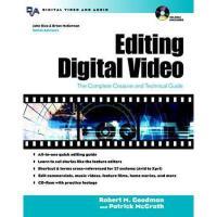【预订】Editing Digital Video Editing Digital Video: The