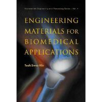 【预订】Engineering Materials for Biomedical Applications