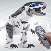 儿童恐龙玩具大号充男孩遥控机器人电霸王龙动仿真动物