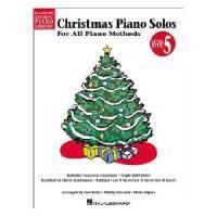 【预订】Christmas Piano Solos, Level 5: For All Piano