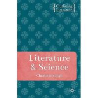 【预订】Literature and Science Y9780230218161