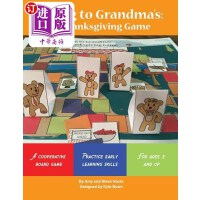 【中商海外直订】Going to Grandma's: A Thanksgiving Game
