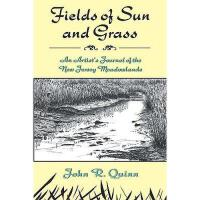 【预订】Fields of Sun and Grass: An Artist's Journal of the