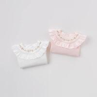 [限时3折价:59.1]戴维贝拉秋季新款T恤 女宝宝休闲长袖T恤 2色DB7384