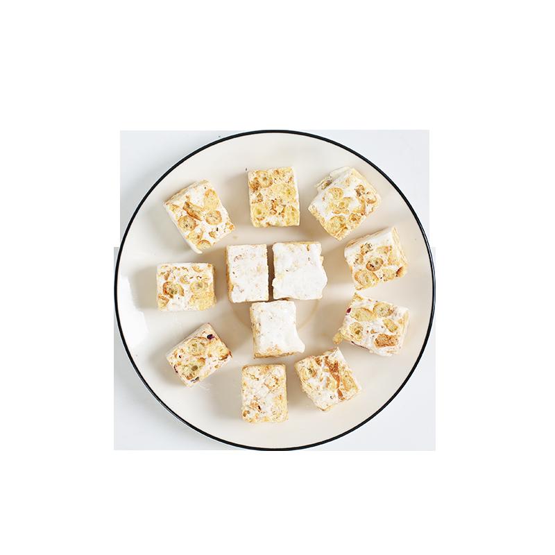 【网易严选春节欢乐季 7折专区】奶萨酥 210克(6包入)烤芙条妙搭牛轧糖