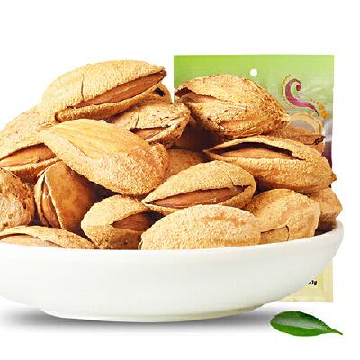 味正品 新疆巴旦木180g 新疆特产自营食品 新疆特产 办公室零食 出游美食
