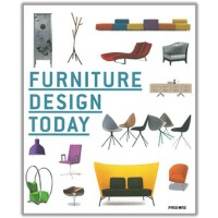 FURNITURE DESIGN TODAY 现代家具设计 布艺沙发 凳子椅子创意家具 欧美简约风产品设计书籍 大视图
