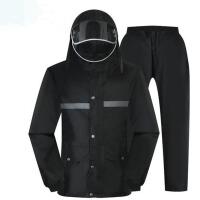 雨衣雨裤套装 男女士户外骑行双层透气分体式成人雨披外套加厚防风摩托车电动车雨衣两件套