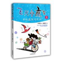 【二手旧书95成新】飞天小魔女3来自蓝星的男孩-林秀穗-9787532896165 山东教育出版社