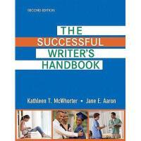【预订】The Successful Writer's Handbook Y9780205028061