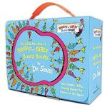 【预订】The Little Blue Box of Bright and Early Board Books