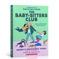 英文原版 The Baby-Sitters Club 5: Dawn and the Impossible Three