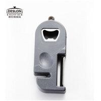 DESLON德世朗FS-CB001 ABS+不锈钢+钨钢磨刀石 四合一多功能厨宝