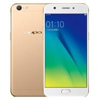 礼品卡 OPPO A57 全网通3GB+32GB版 金色 移动联通电信4G手机 双卡双待