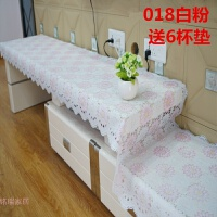 防水桌布PVC电视柜垫子茶几防油台布塑料餐桌垫子床头柜盖布