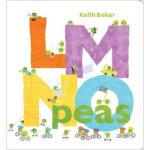 【正版直发】LMNO Peas Keith Baker 9781442489783 Little Simon