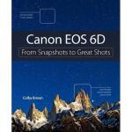 【预订】Canon EOS 6d: From Snapshots to Great Shots