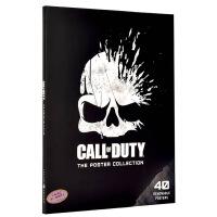 【中商原版】使命召唤海报全集 Call of Duty The Poster Collection 英文原版 罗米奥什