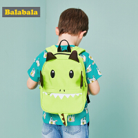 巴拉巴拉春夏新款童包儿童男书包小学生轻便减负护脊双肩包潮