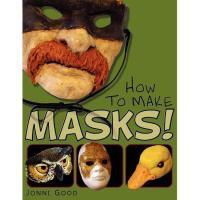 【预订】How to Make Masks! Easy New Way to Make a Mask for