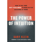 POWER OF INTUITION, THE(ISBN=9780385502894) 英文原版