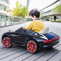 遥控可坐人男女小孩宝宝带摇摆轿车童车儿童电动车汽车四轮玩具