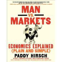 【预订】Man vs. Markets: Economics Explained (Plain and