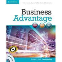 【预订】Business Advantage Intermediate Student's Book with