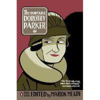 【预订】The Portable Dorothy Parker